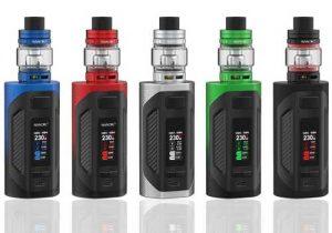 Smok Rigel 230W Box Mod Kit $24.49 (USA)