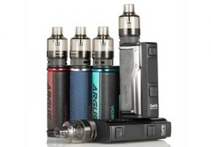 Voopoo Argus GT 160W TC Kit $34.99 (China) | $37.02 (USA)