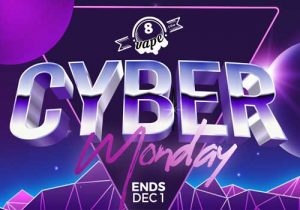 LAST DAY! EightVape Cyber Monday Blowout: 50% Off All Kits, Mods, Pod Devices | 30% Off All Juices | 40% Off All Disposables & Tanks | More!
