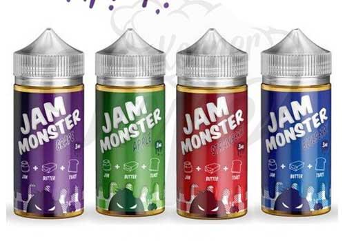 Jam Monster e-juice e-liquid
