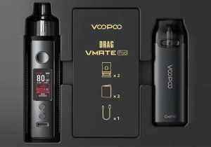 VOOPOO Drag X or Drag S & Vmate Pod Gift Set $24.64