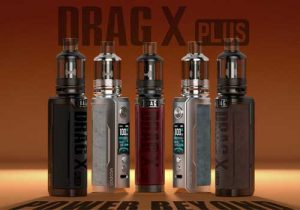 Voopoo Drag X Plus Mod $25.89 | Kit $34.09