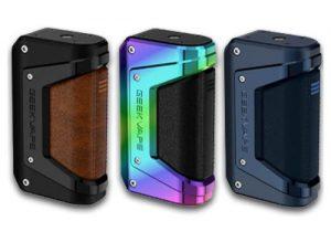 Geekvape L200 200W Mod $39.99 | Kit $59.99