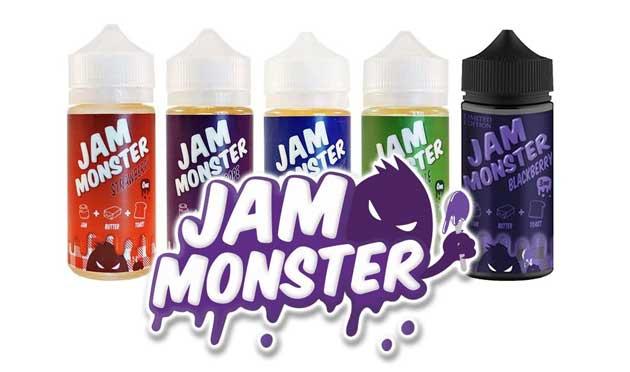 Jam Monster Flavors