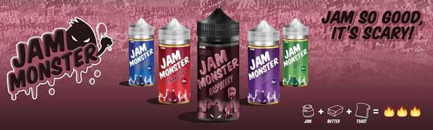 Jam Monster Vape Juice