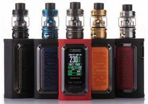 Wotofo MDura 200W TC Kit $24.51 | 230W MDura Pro Kit $34.99