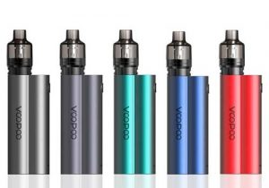 Voopoo Musket Box Mod 120W $23.99 | Musket Kit $29.99